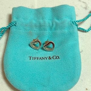 Tiffany & Co heat earrings